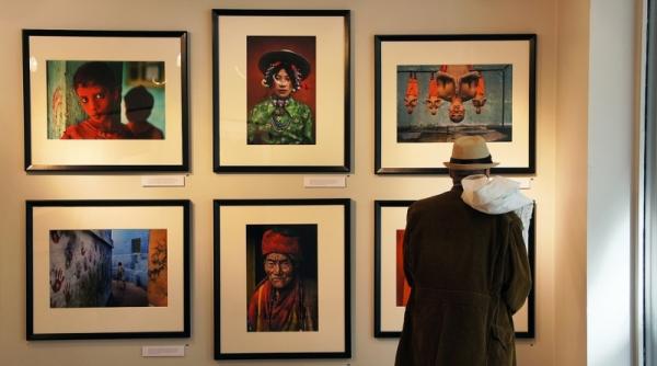 Steve McCurry Exhibit